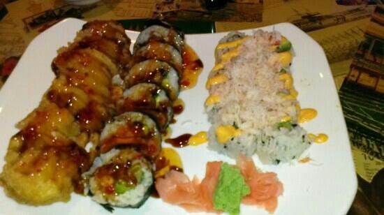 Aqua Sushi Bar