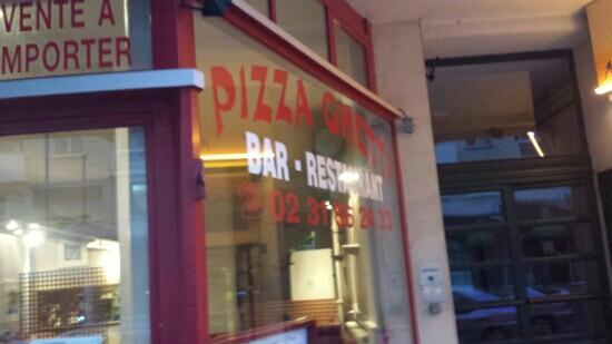 Pizza Ghetti