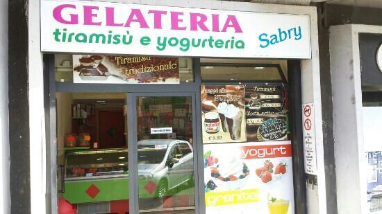 Gelateria Sabry