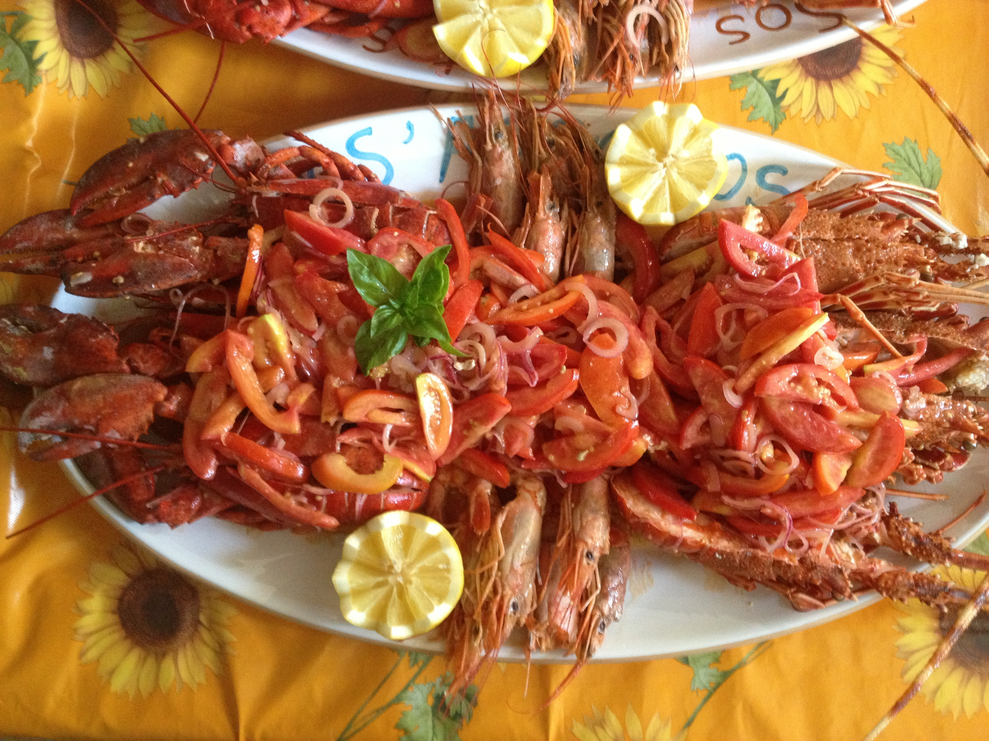 Most Popular Seafood food in Siniscola, Province of Nuoro, Italy