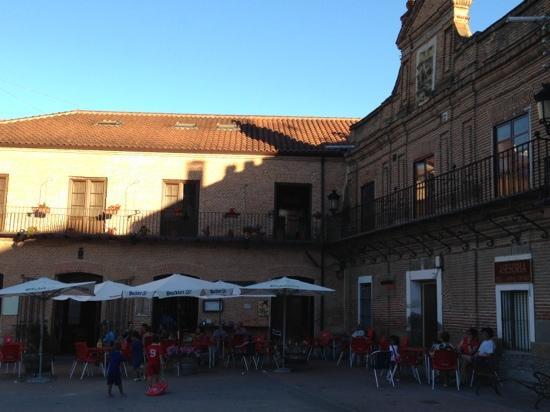 Posada Plaza Mayor de Alaejos
