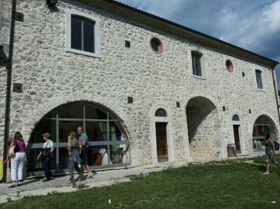 Villetta Barrea, Museo della Transumanza