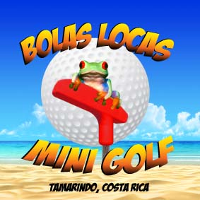 ‪Bolas Locas Mini Golf‬