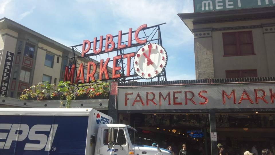 Seattle Tours Tour of Pike Place Market