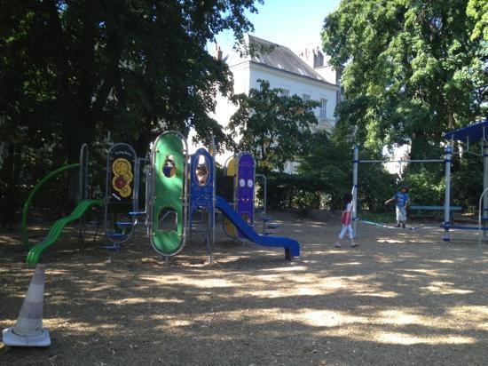 Jardins des Prébendes d'Oé