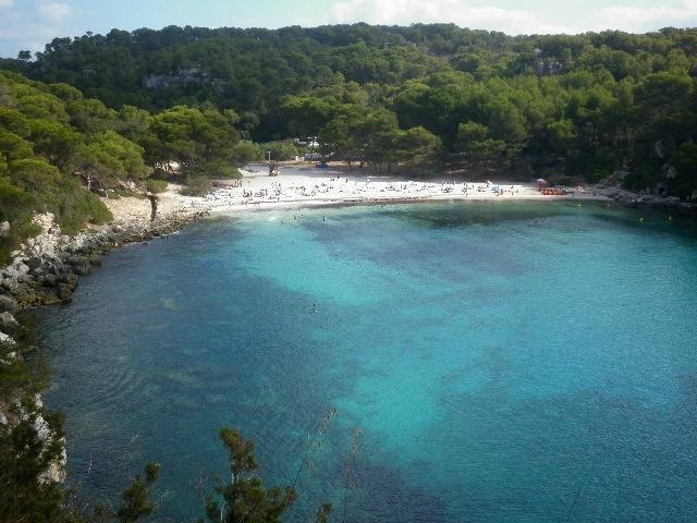 playa cala macarella