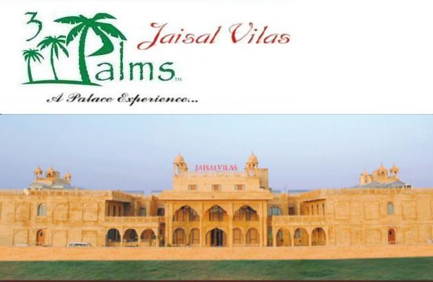 3 Palms Jaisal Vilas