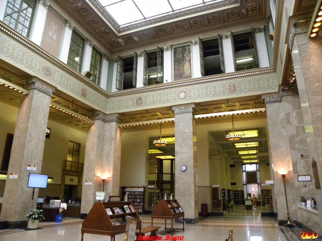Enoch Pratt Free Library The Top 10