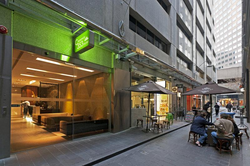 Causeway 353 Hotel