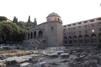 Area Sacra Sant'Omobono Roma