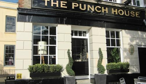 The Punch House Pub