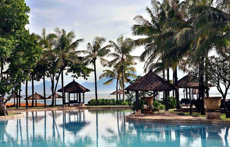 Conrad Bali (Nusa Dua Peninsula) image courtesy Tripadvisor