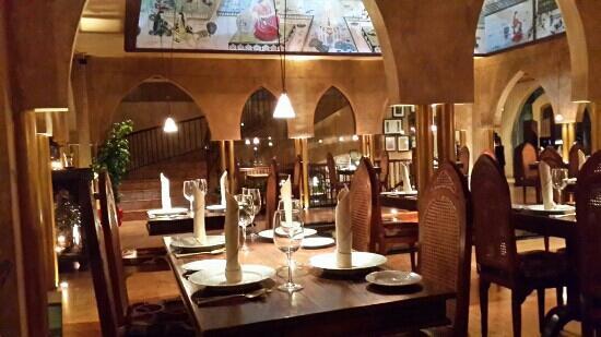 Kinara & Fez Lounge