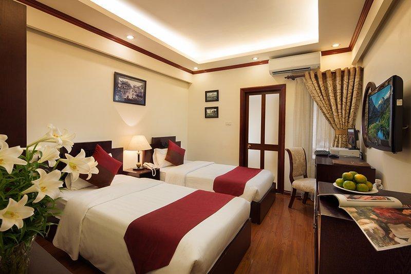 Hanoi Paradise Hotel Hangbac