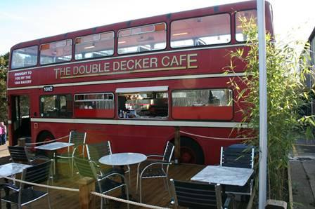 ‪Double Decker Cafe‬