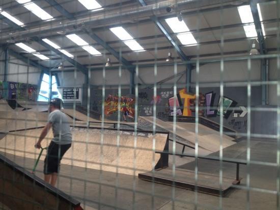 Xsite Skate Park