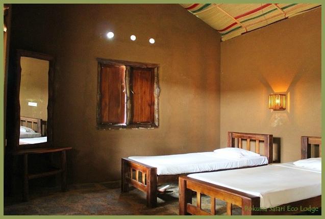 Pokuna Safari Eco Lodge