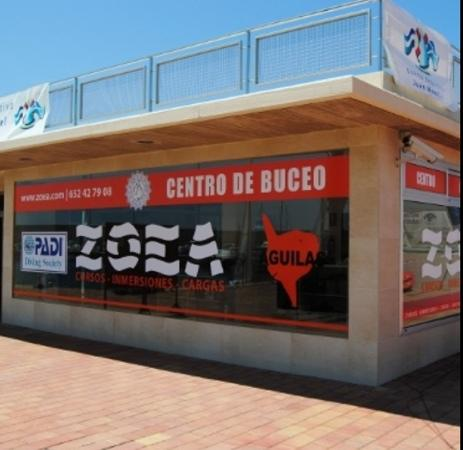 Zoea Aguilas Scuba Diving Center
