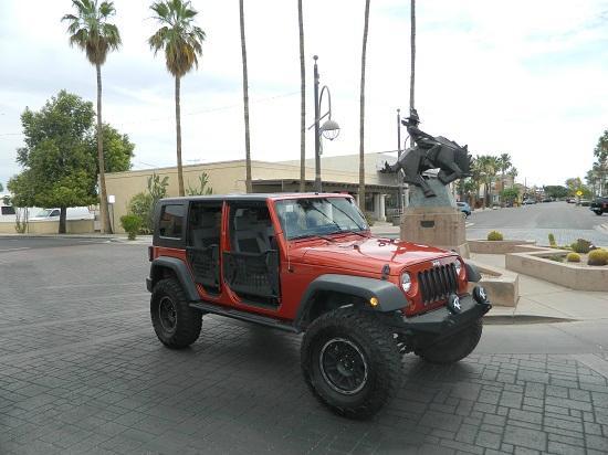 Paradise Jeep Tours