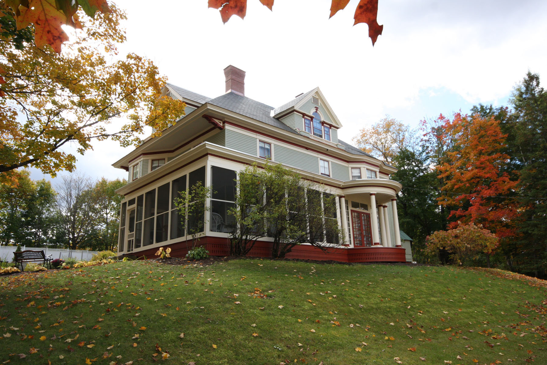 The Guilford Bed And Breakfast