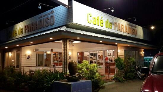 Cafe de Paradiso