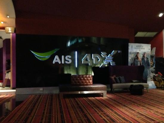 ‪AIS 4DX Theater‬
