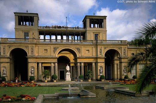 Potsdam Orangerie