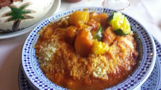 Couscous Restaurant Marocain Le Palmier