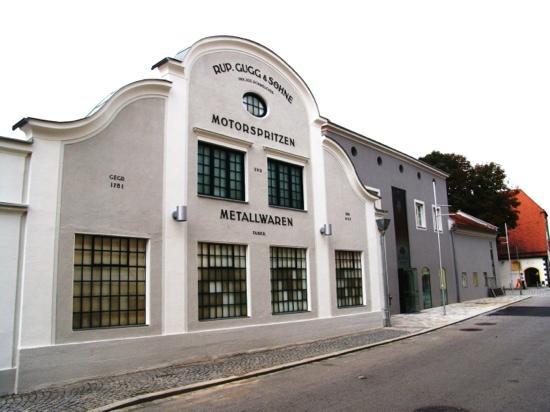 Gugg - Kulturhaus der Stadt Braunau