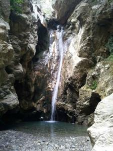 Waterfalls of Catafurco