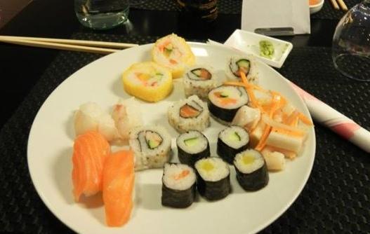 Jenny s Sushi Wok