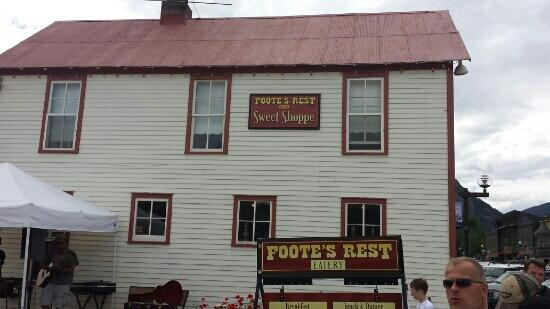 Foote's Rest Sweet Shoppe & Eatery