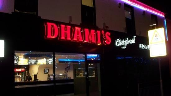 Dhami's Fish Bar & Restaurant