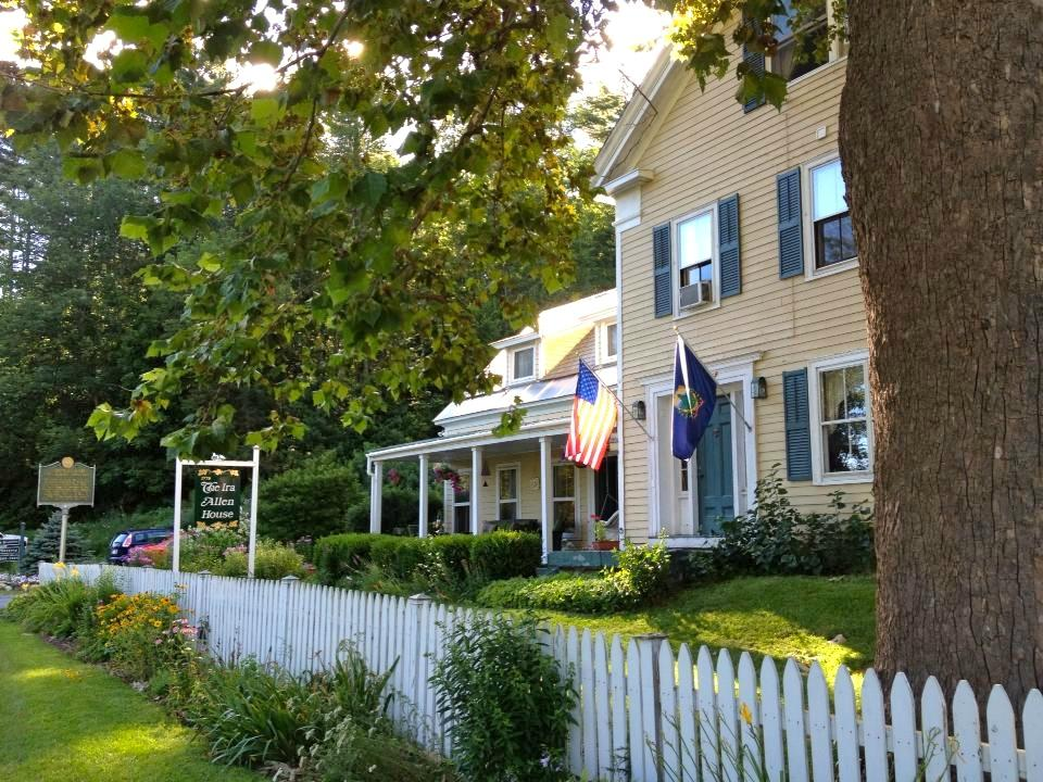 ‪The Ira Allen House Bed and Breakfast‬