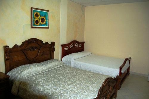 Hotel Olas Marinas