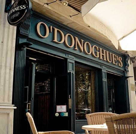 O'Donoghue's Idish Pub