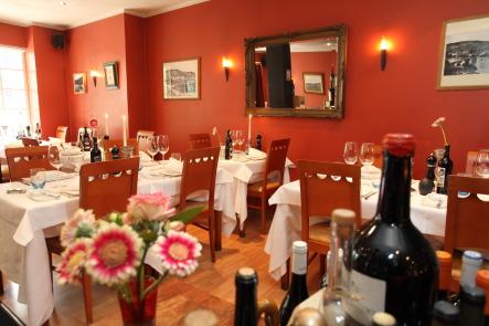 Restaurante PORTOMARIN Inh. Jesus Antonio Diaz Sindin