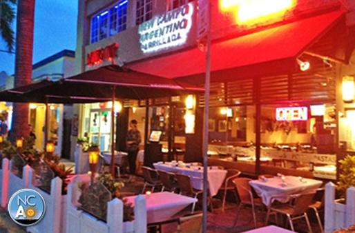 New Campo Argentino Steakhouse