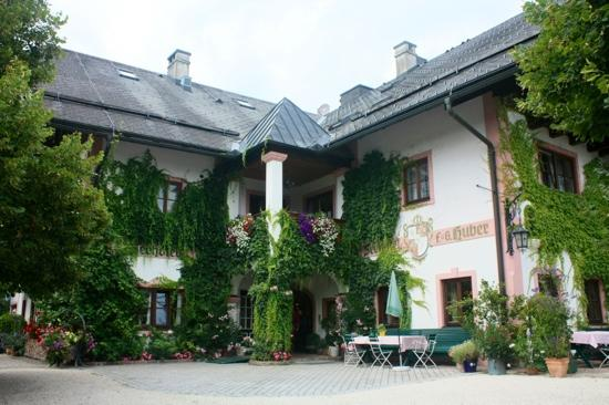 Naturidyll Seehotel Huber