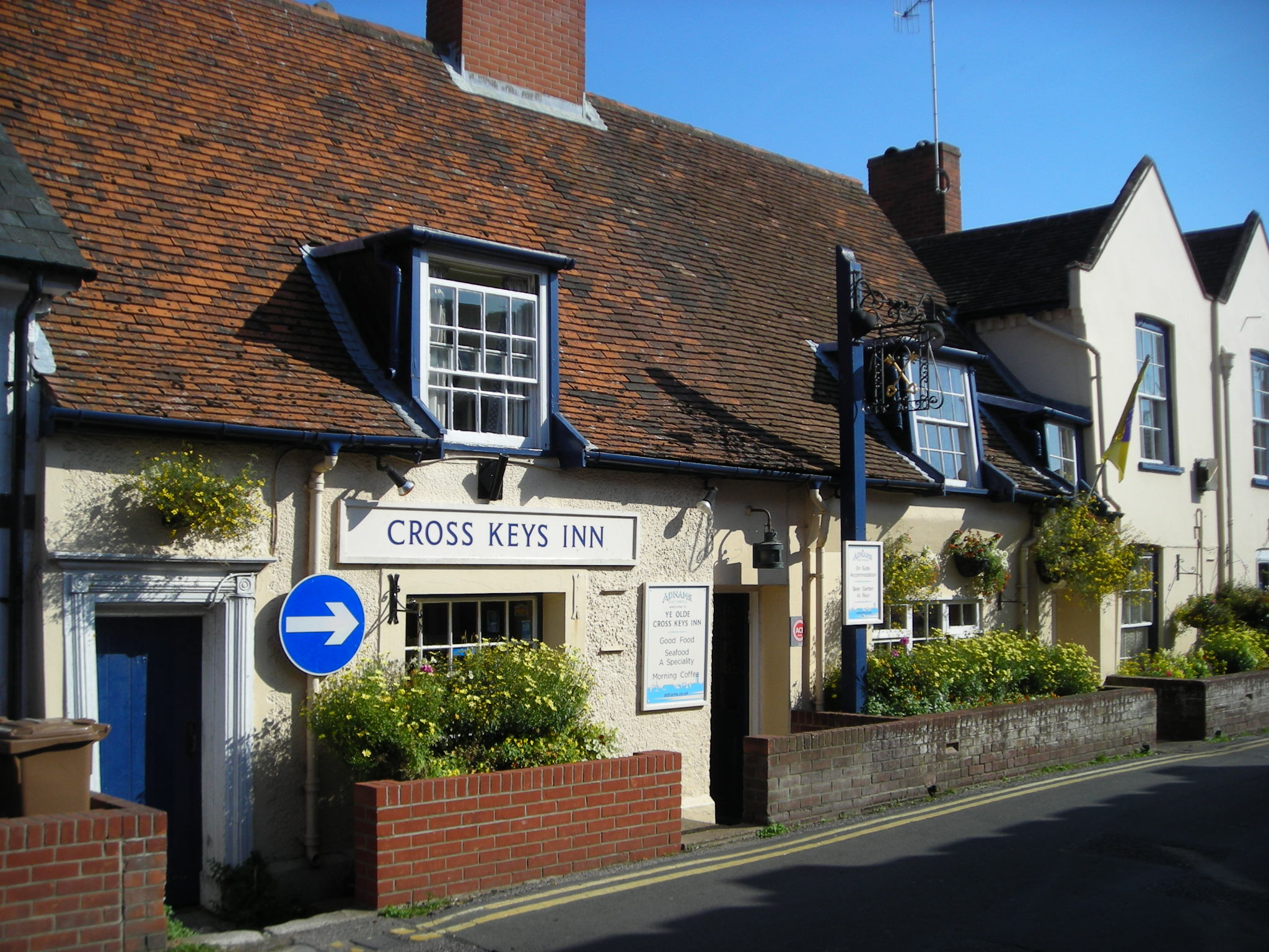 Ye Olde Cross Keys Inn