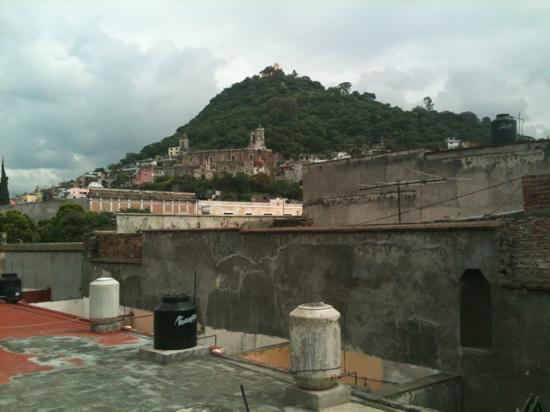 Capilla Del Cerro De San Miguel