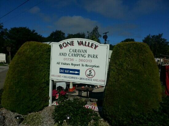 Bone Valley Caravan & Camping Park