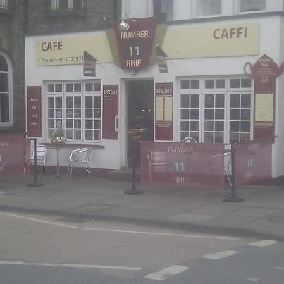 Number 11 cafe