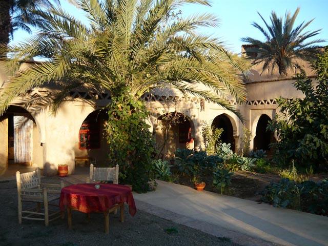 Maison d'hotes Riad Tabhirte