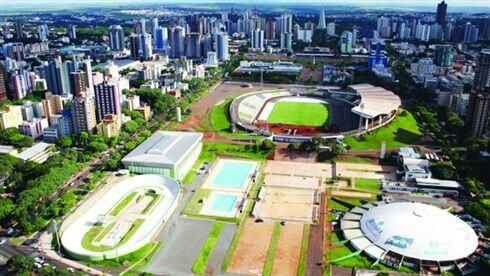 Estadio Regional Willie Davids