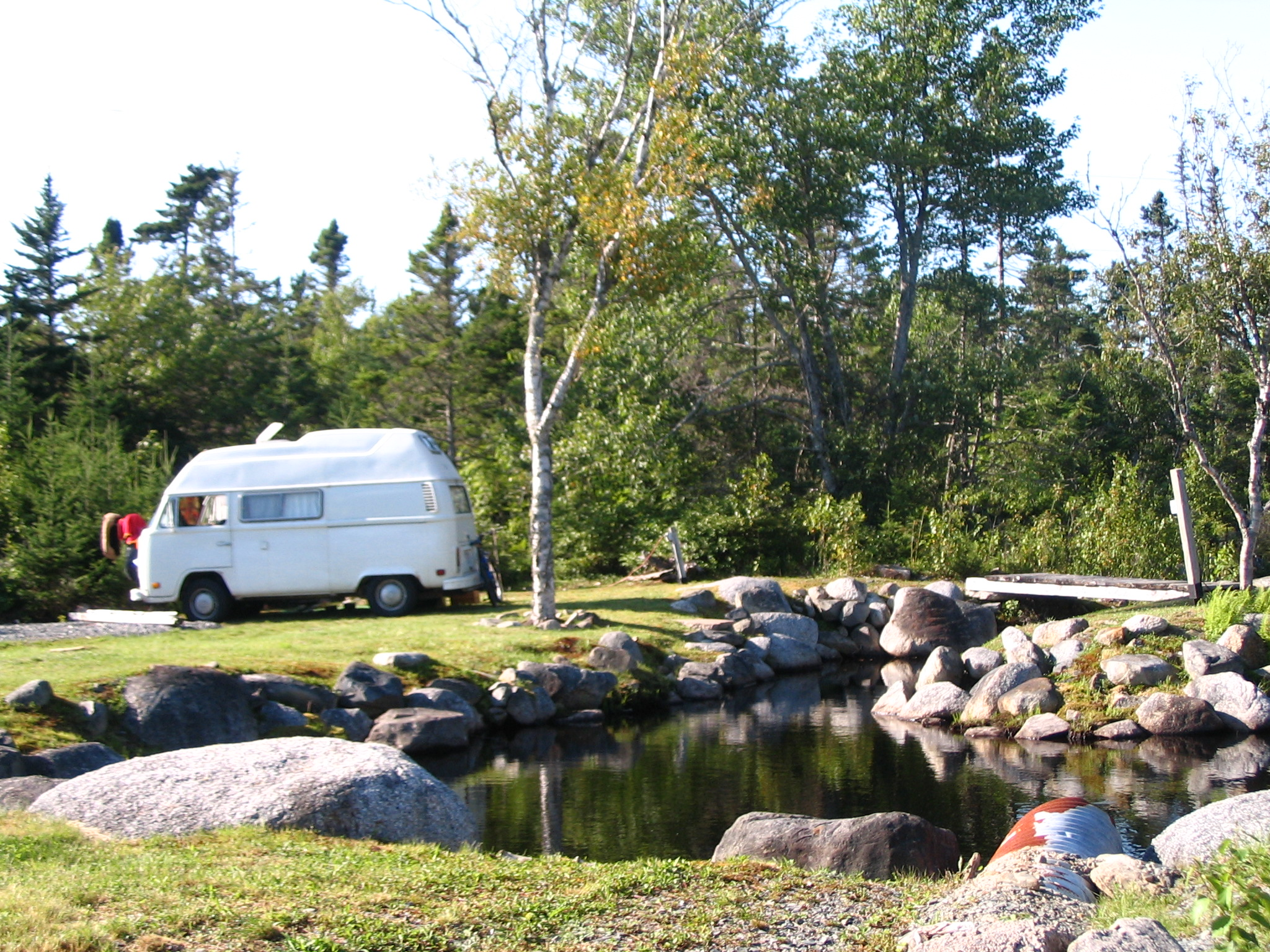 Spry Bay Campground