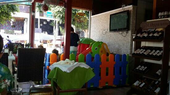 Gikla Cafe resturant Alanya Turkwy