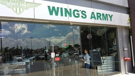 Wings Army Constitucion