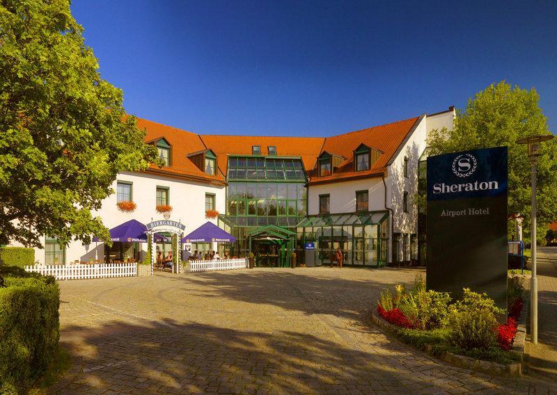 Sheraton Muenchen Airport Hotel