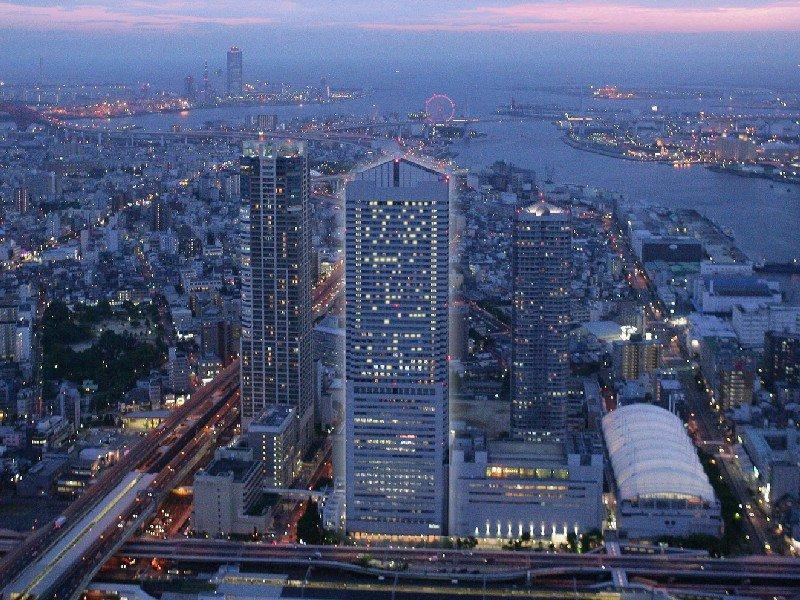 Hotel Osaka Baytower